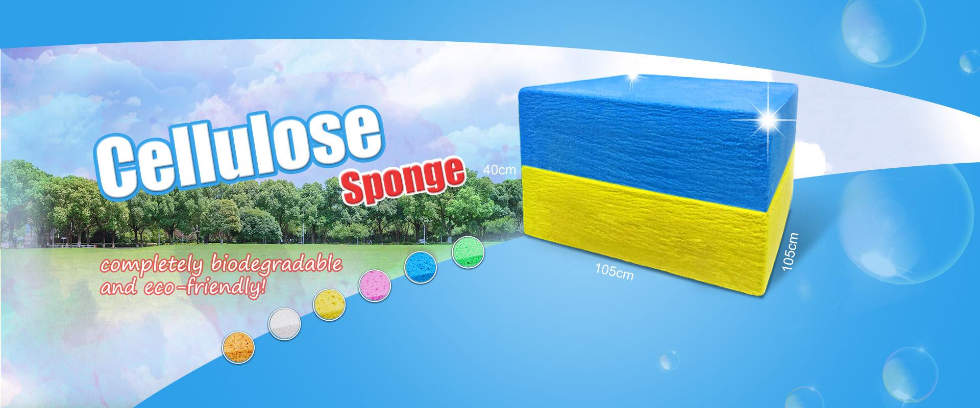 cellulose sponge